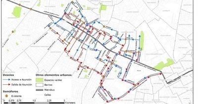 Metrobús: recomiendan calles alternativas