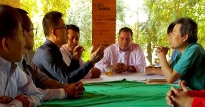 Están en Asunción y se vienen a San Lorenzo: aquí la agenda de los inversionistas coreanos