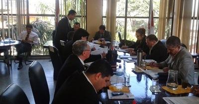 Giran nuevamente a comisiones de la Junta Municipal proyecto de audiencia pública