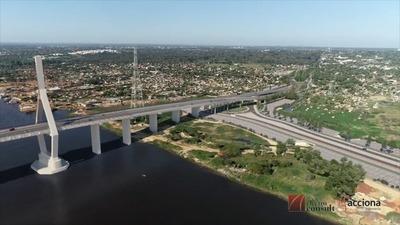 Realizan reunión técnica del puente Asunción