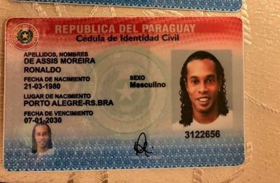 Caso Ronaldinho: titular de Migraciones niega responsabilidades y admite falencias