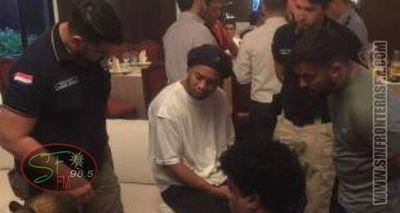 """Euclides sobre Ronaldinho: """"Tenía que haber sido detenido ya en el aeropuerto"""""""
