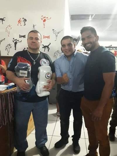 Finalizó el II Campeonato Nacional de Kick Boxing y Muaythai