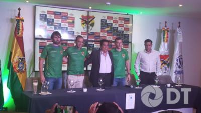 HOY / Pablo Escobar se une a Farías en la selección de Bolivia