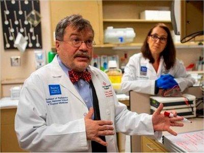 El científico que casi logró la vacuna para el coronavirus hace años