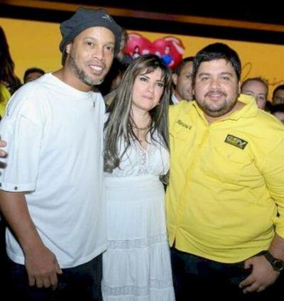 Fundación que trajo a Ronaldinho no está registrada en Seprelad