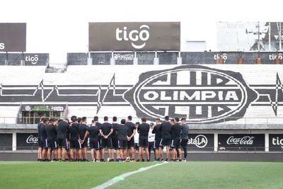 ¿Quién dirige a Olimpia el domingo?