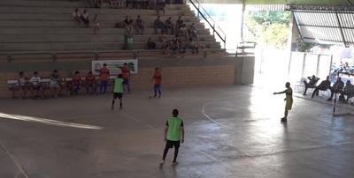 Fin de semana a puro Futsal en el torneo del Deportivo Boquerón Neuland