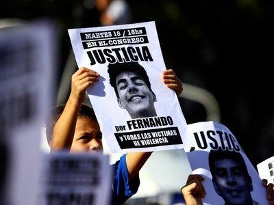 Caso Fernando Báez: Nuevo video muestra secuencia del ataque