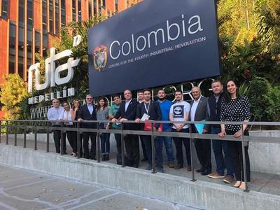 Empresarios en Medellín hicieron guiño a Paraguay