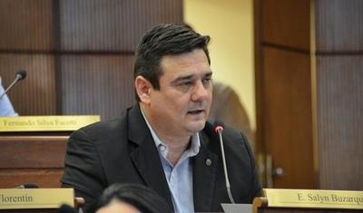 Buzarquis respecto a senadora Bajac: «estoy profundamente arrepentido, me equivoqué»