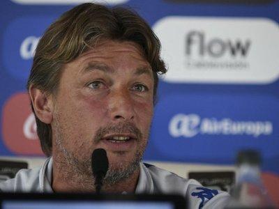 Heinze ya no es técnico de Vélez Sarsfield