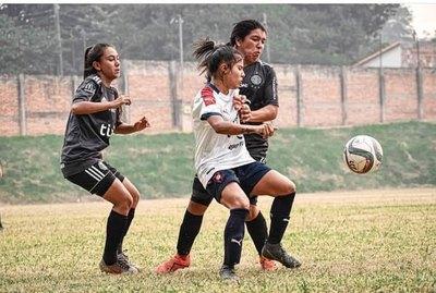 Olimpia derrotó a Cerro Porteño y se quedó con el clásico femenino