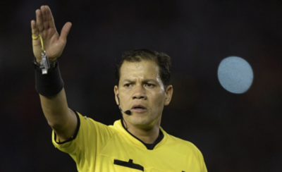 HOY / Víctor Carrillo se encarga del compromiso de Olimpia ante Defensa y Justicia