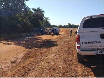 Reconocen cuerpo del joven calcinado hallado en Ponta Porã