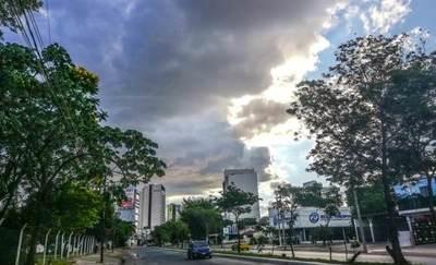Anuncian sábado con posibles lluvias dispersas