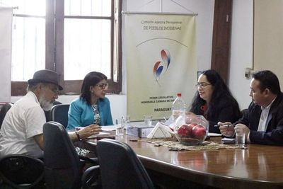 Diputada busca fomentar acciones a favor de comunidades indígenas
