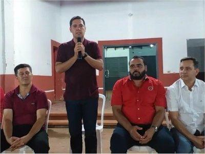 Honor Colorado y Añetete sellan alianza para municipales en Curuguaty