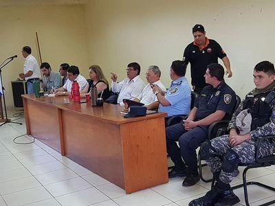 Linces comenzarán a operar en Minga Guazú tras asesinato de niña de 7 años