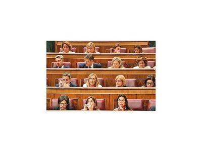 La cuota parlamentaria femenina aumenta y llega al 25%
