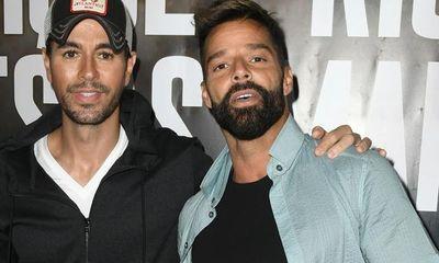 Ricky Martin y Enrique Iglesias juntos, de gira