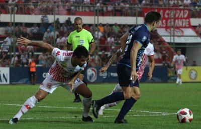 San Lorenzo salva el empate ante Guaireña