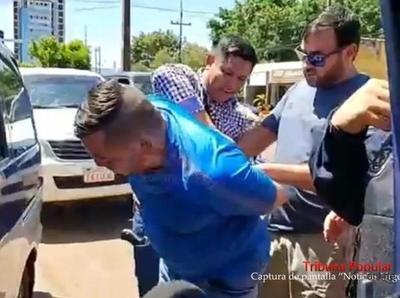 Agentes de INTERPOL habrían EXTORSIONADO a paraguayo sindicado como TRAFICANTE en Brasil
