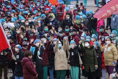 China vislumbra un retorno a la vida normal