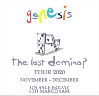 Genesis confirmó su regreso con giras
