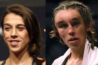 UFC 248: el antes y el después Joanna Jedrzejczyk tras el combate
