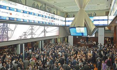 La bolsa de Sao Paulo retoma actividades pero se hunde un 8,88%