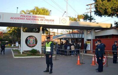Luque: Cadete denuncia tortura en la Academia de Policía