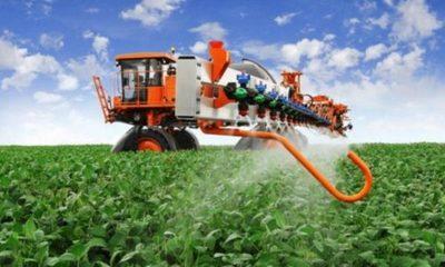 » EXPERIENCIA EN PARCELAS DE PRODUCCIÓN: Aplicación de fungicida con distintas boquillas y su efecto en el rendimiento de soja