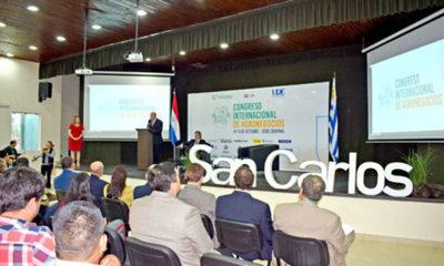 » Espacio de estreno para el abordaje y la actualización de la agrotecnología