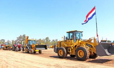 » TERCERA EXPO MÁQUINA: Acelera el motor de la construcción