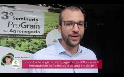 » Biotecnología y Agricultura 4.0.