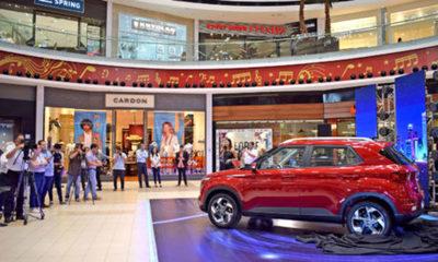 » Hyundai presenta su nueva SUV Venue