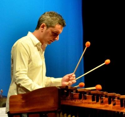 Este martes Recital de Marimba en la Sinfónica Nacional