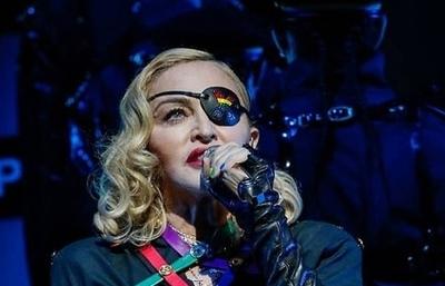Madonna cancela conciertos en París