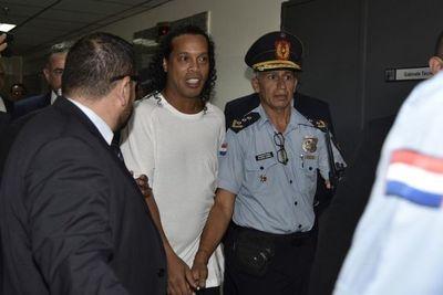 "Pecci sobre documentos falsos de Ronaldinho: ""Este es un caso inmenso"""