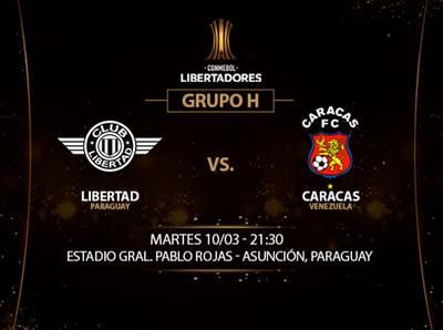 Libertad va por su segunda victoria en Copa