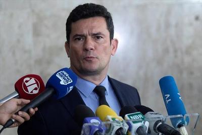 Sergio Moro viene a Paraguay en medio de irritación brasileña por prisión de su embajador Ronaldinho