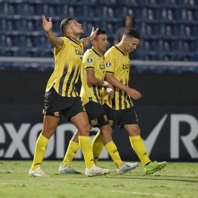 Palmeiras y Guaraní definen en Sao Paulo el liderato del Grupo B de la Libertadores