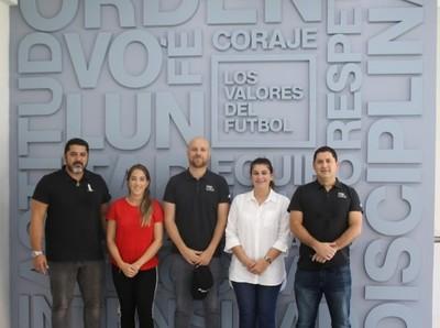 Visita a la renovada Casa de la Albirroja