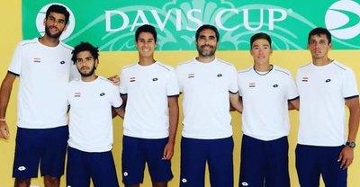 El renovado Paraguay tiene 12 posibles rivales por Copa Davis