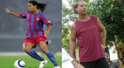 """HOY / ¿Ronaldinho revivirá su magia en el torneo de la Agrupación?: reos le habrían pedido """"no meter goles"""""""