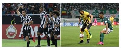 Copa Libertadores: Libertad, triunfo y puntaje perfecto; derrota de Guaraní en São Paulo