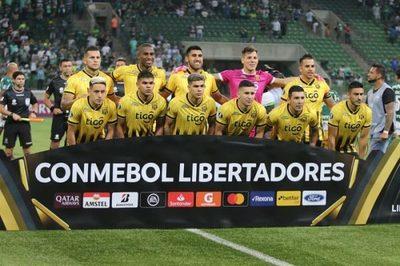 Guaraní cae ante el Palmeiras