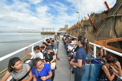 Yacyretá también suspende visitas a la central y áreas turísticas