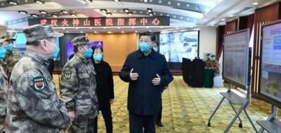China empieza a cantar victoria sobre el coronavirus
